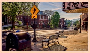 Main Street Frostburg