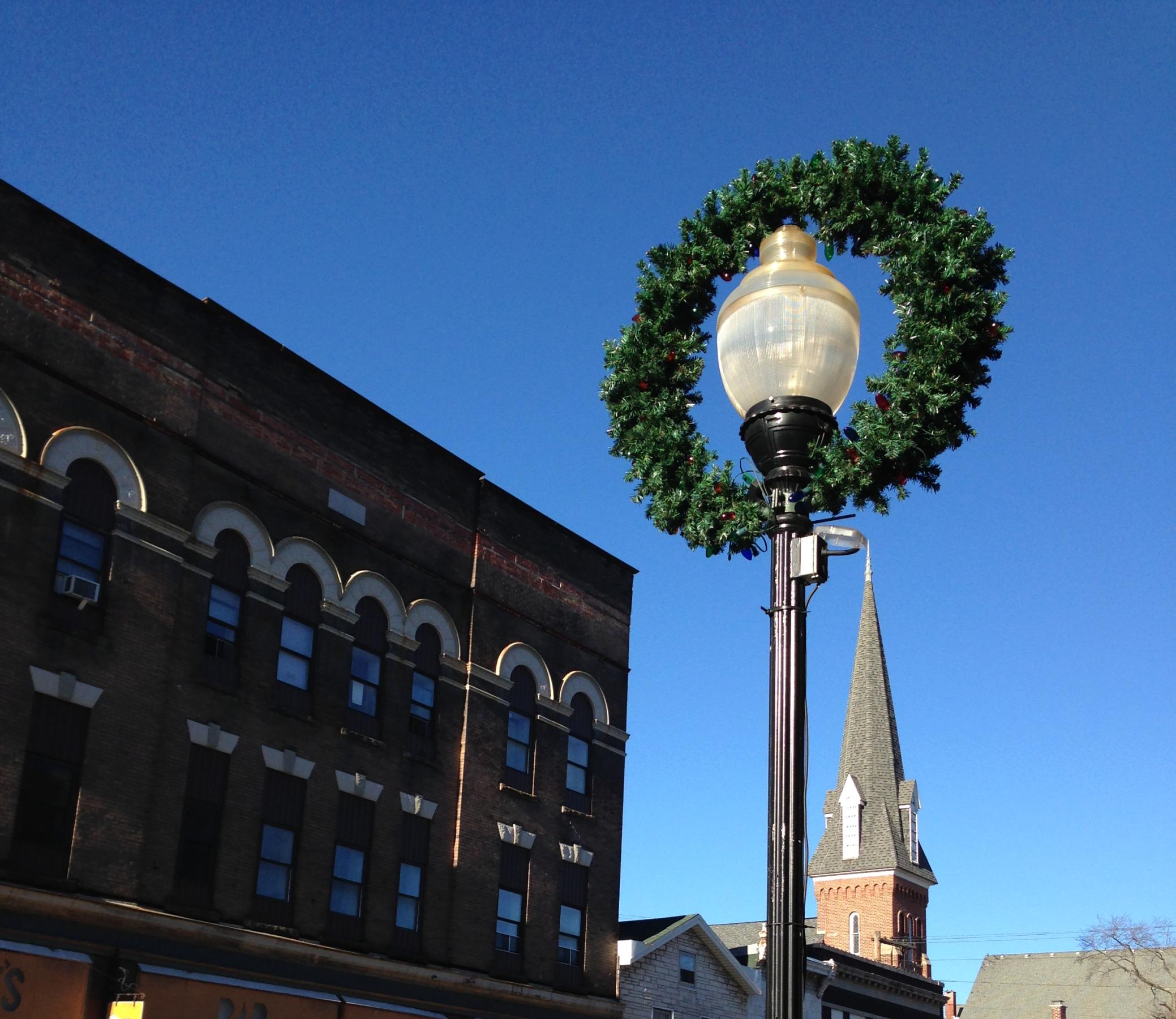 lamppost 2