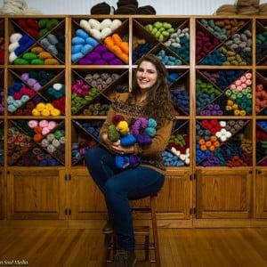 Podcast: Jennie Clark, Frostburg Fiber Depot