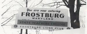 Historic Frostburg