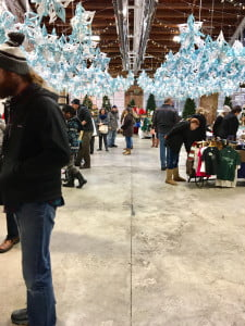 Shop Small Holiday Shows Big Turn-Outs