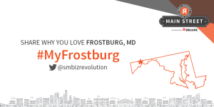 Frostburg Shortlist Finalist for $500,000 Main Street Makeover!