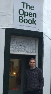 From Main Street Books to The Open Book: Fred Powell's Journey in Scotland