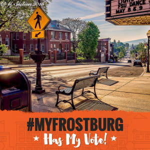 Frostburg, MD Committed to Continued Positive Momentum