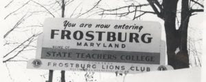 Frostburg Teachers Sign