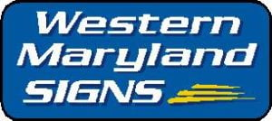 Western Maryland Sign Service