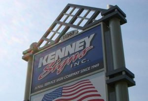 Kenney Signs