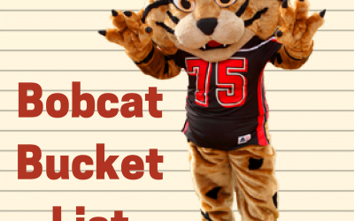 Bobcat Bucket List