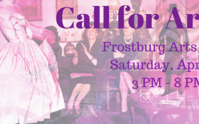 FrostburgFirst Seeks Arts Walk Participants