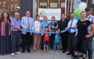 FrostburgFirst welcomes Wholesome Harvest Co-op to downtown Frostburg!