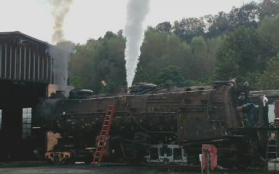 Western Maryland Scenic #1309 Reaches Milestone In Restoration!