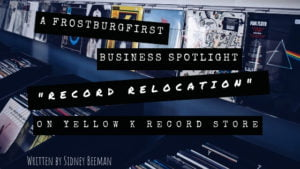 Business Spotlight: Yellow K Record Store
