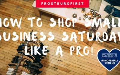 How to Shop Small Business Saturday like a Pro!