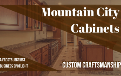 A FrostburgFirst Business Spotlight: Mountain City Cabinets – Custom Craftsmanship