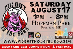2nd Annual Pig Out in the Park - August 17, 2019
