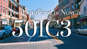 FrostburgFirst Announces 501(c)3 Nonprofit Status