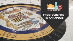 FrostburgFirst Heads to Annapolis!