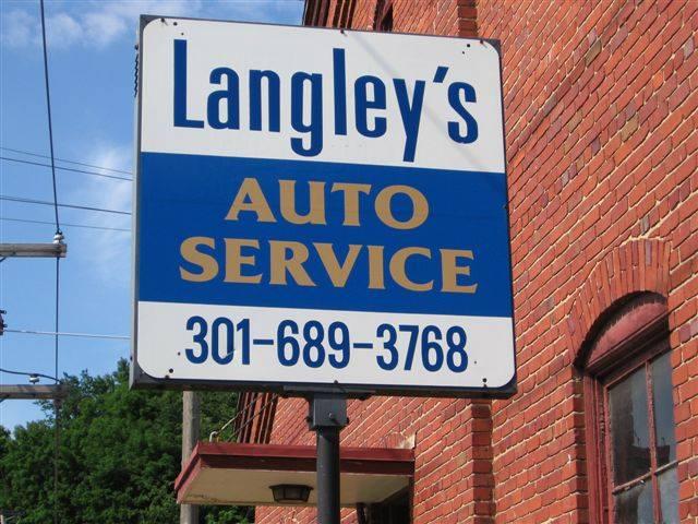 Langley's Auto Service