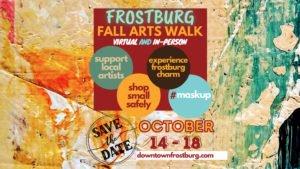 2020 Frostburg Fall Arts Walk