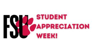 'FSU Student Appreciation Week' - From Our Town to You!