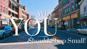 Why YOU Should Shop Small in Downtown Frostburg