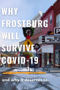 Overcoming Big Challenges in a Small City - Frostburg Keeps Its Cool!