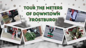 Frostburg 'Deck the Meters' - A Review and Gallery