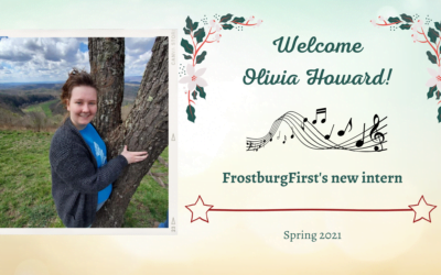 FrostburgFirst Welcomes New Intern: Olivia Howard