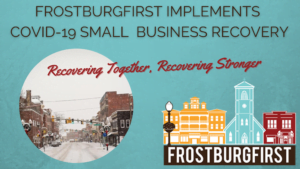 FrostburgFirst Receives Funding for COVID-19 Small Business Recovery Mini-Grant Program