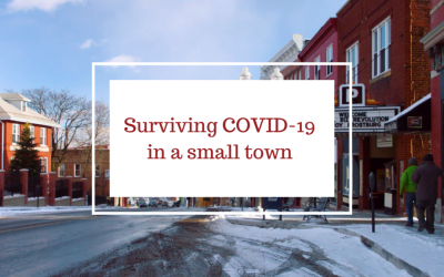 Surviving COVID-19 in a Small Town: What the Frostburg Community has Accomplished During the Pandemic